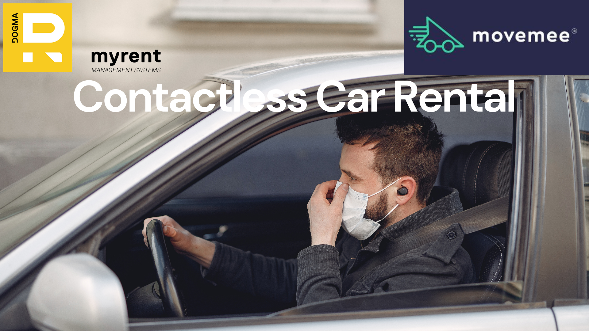 contactless car rental